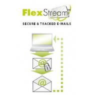 FlexStream™ Secure & Tracked E-Mails